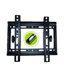 Suport LCD Hausberg, diagonala 14-32 inch, maxim 45 kg, boloboc, HB-01R