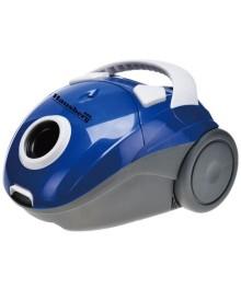 Aspirator cu sac Hausberg HB-2080 700 W, sac 1 L, Albastru
