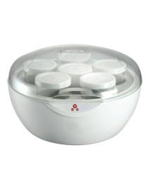 Aparat de Preparat Iaurt  Hausberg, 35 W, 150 ml , Termostat, HB-2193