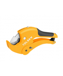 Dispozitiv 3-42 mm, 225 mm (Industrial) de taiat tevi din PVC, Tolsen