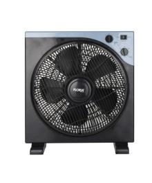 Ventilator patrat Zilan ZLN-2355, Timer 60 min, 3 trepte de viteza, Unghi inclinare reglabil, Putere 40 W