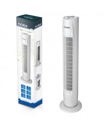 Ventilator turn Floria ZLN-3413, Timer, Trei trepte, Consum 45W, Debit de aer 1787 mc/ora
