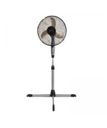 Ventilator cu picior Hausberg HB5200 Speed, 40 cm, 3 viteze,timer 1-2 ore