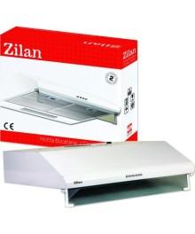 Hota pentru perete ZILAN ZLN-6201, 2x95W, 2 motoare, 3 viteze, filtru permanent aluminiu
