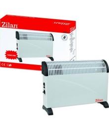 Convector Eco Turbo Zilan, 2000 W, 3 trepte, ZILAN, ZLN-6850