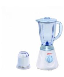 Blender + rasnita ZILAN ZLN-7917, putere 300W, capacitate 1.6L, 2 viteze, functi puls