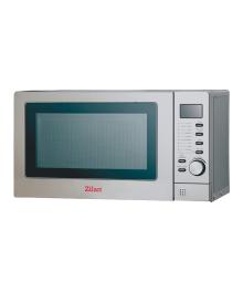 Cuptor cu microunde ZILAN, ZLN-9591,capacitate 20 l, 800 W, Digital, Inox Cod produs: A180-794