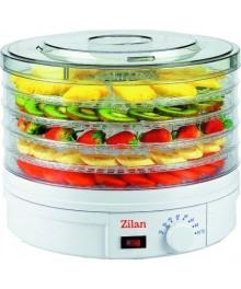 Deshidrator alimente ZILAN ZLN-9645, 5 nivele, putere 245W