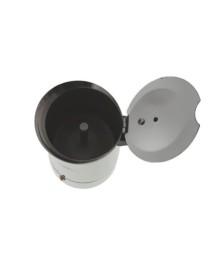 Espressor Bohmann BH-9509, 9 cupe, inox, 450ml