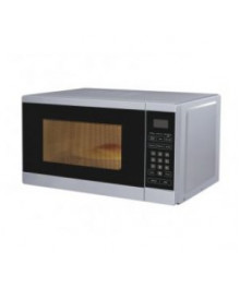 Cuptor cu microunde Hausberg HB-8006, 20 l, 700 W, Digital, Sistem siguranta pentru copii, Gri