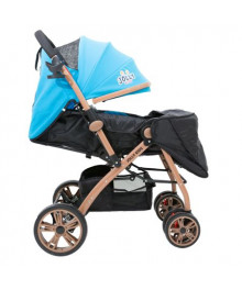 Carucior pentru copii ,sport Jolly Kids - JK998-Albastru