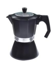 Infuzor pentru cafea Zephyr Z1173DI6, aluminiu, 6 cesti