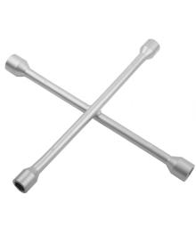 Cheie in cruce pentru roti Tolsen, 17 x 19 x 21 x 23 mm