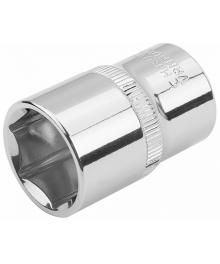 "Cheie tubulara de 3/8"" Cr-V 8 mm Industrial"