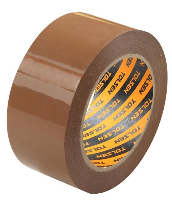 Banda adeziva ambalaj bopp maro 4,8 mm x 100 m